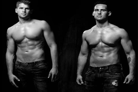 Eric and Ryan Johnson, Fitocracy